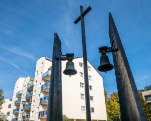 Kunstwerk Glocken