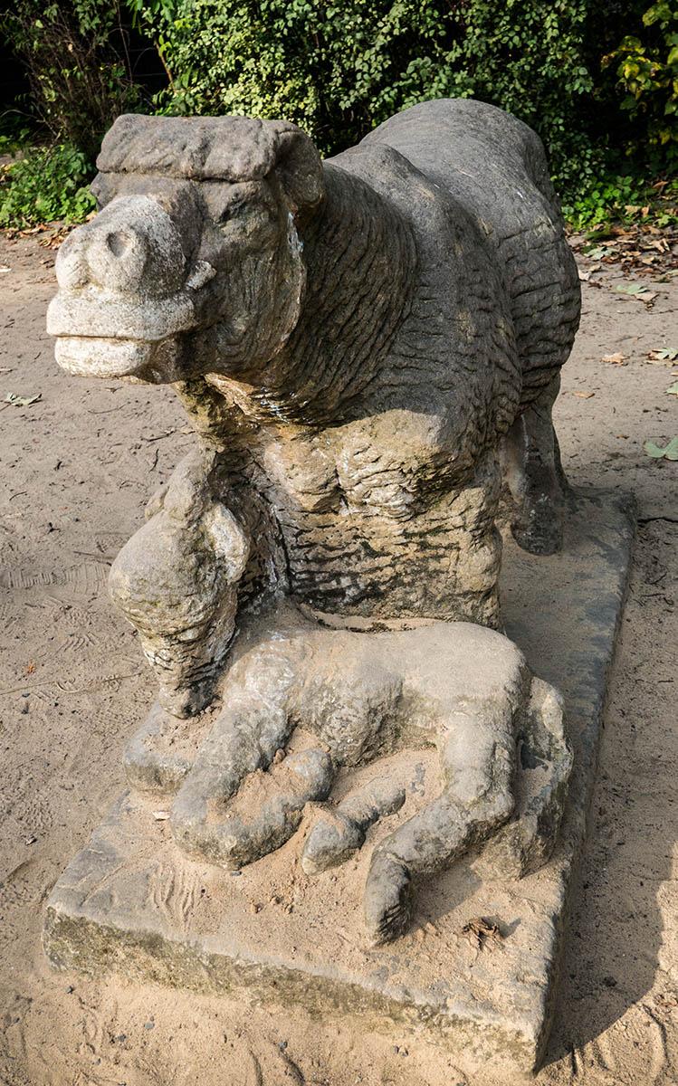 Tierskulptur Park am Weißen See