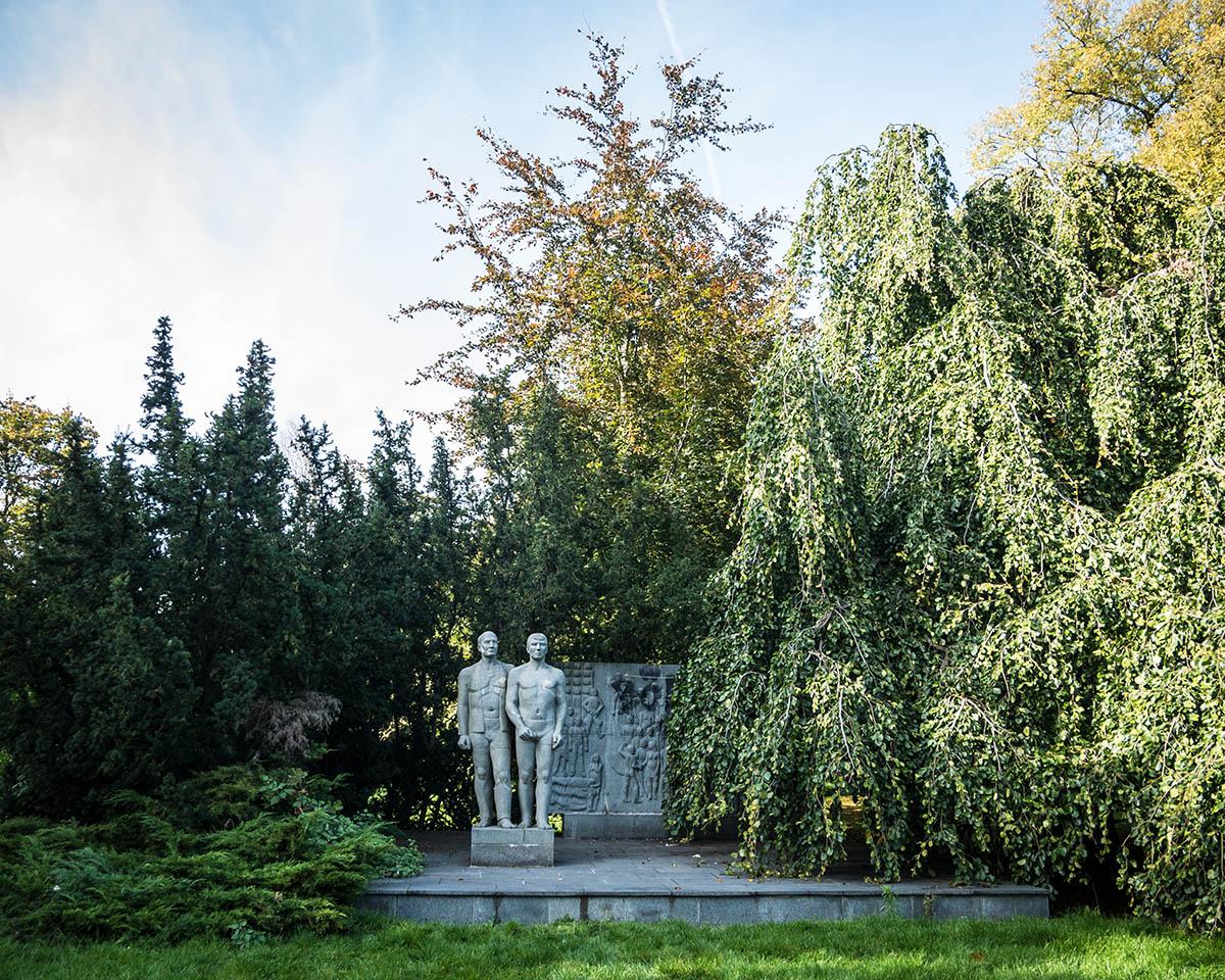 Denkmal Park am Weißensee