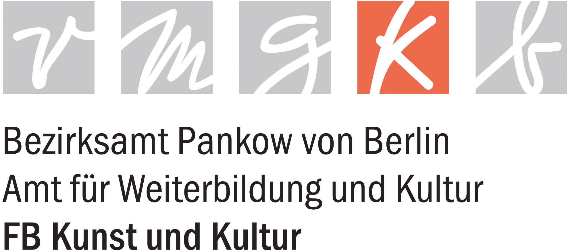Pankow Logo Kunst und Kultur